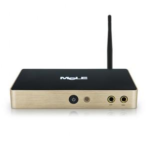 MeLE K8 Android TV Box KTV Function Full Metal Fuselage Voice Control Dual MIC