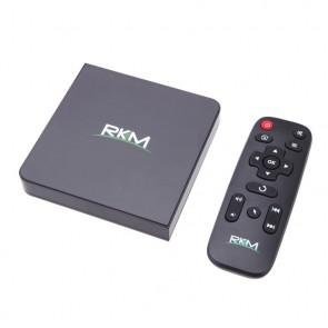 RKM MK12 Amlogic S812 Android 4.4 2.4/5.0GHz Wifi 1000M 2GB 16GB Quad Core TV Box