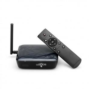 Ugoos UT3 RK3288 4K TV Box Quad Core 2GB 32GB Android 4.4 2.4GHz/5GHz WIFI HDMI 2.0 1000M Ethernet Blue
