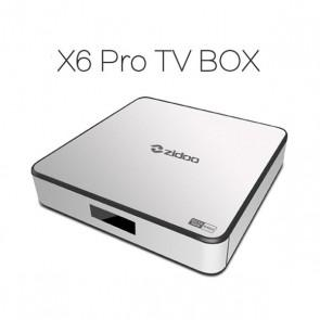 Zidoo X6 Pro RK3368 Android 5.1 TV Box 2GB 16GB ROM 4K*2K HDMI
